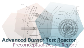 Advanced Burner Test Reactor- Preconceptual Design Report