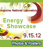 Argonne Energy Showcase 2012