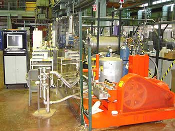 Room Temperature High-Pressure Facility