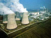 Large Ukrainian Nuclear Power Station