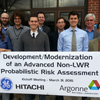 Development/Modernization of an Advanced Non-LWR Probabilistic Risk Assessment