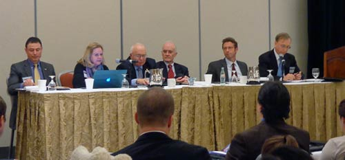 Panel and roundtable discussion at the 2013 Mo-99 Topical Meeting