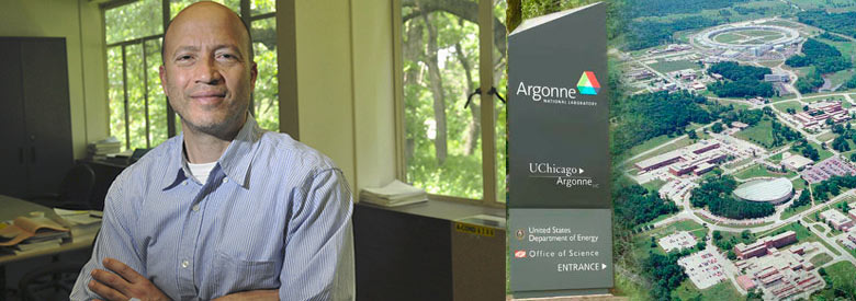 Hussein Khalil named Argonne Distinguished Fellow